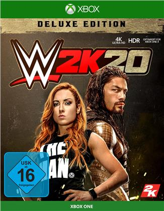 WWE 2K20 (Deluxe Edition)