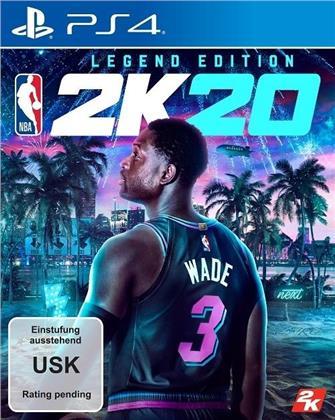 NBA 2k20 (Legend Edition)