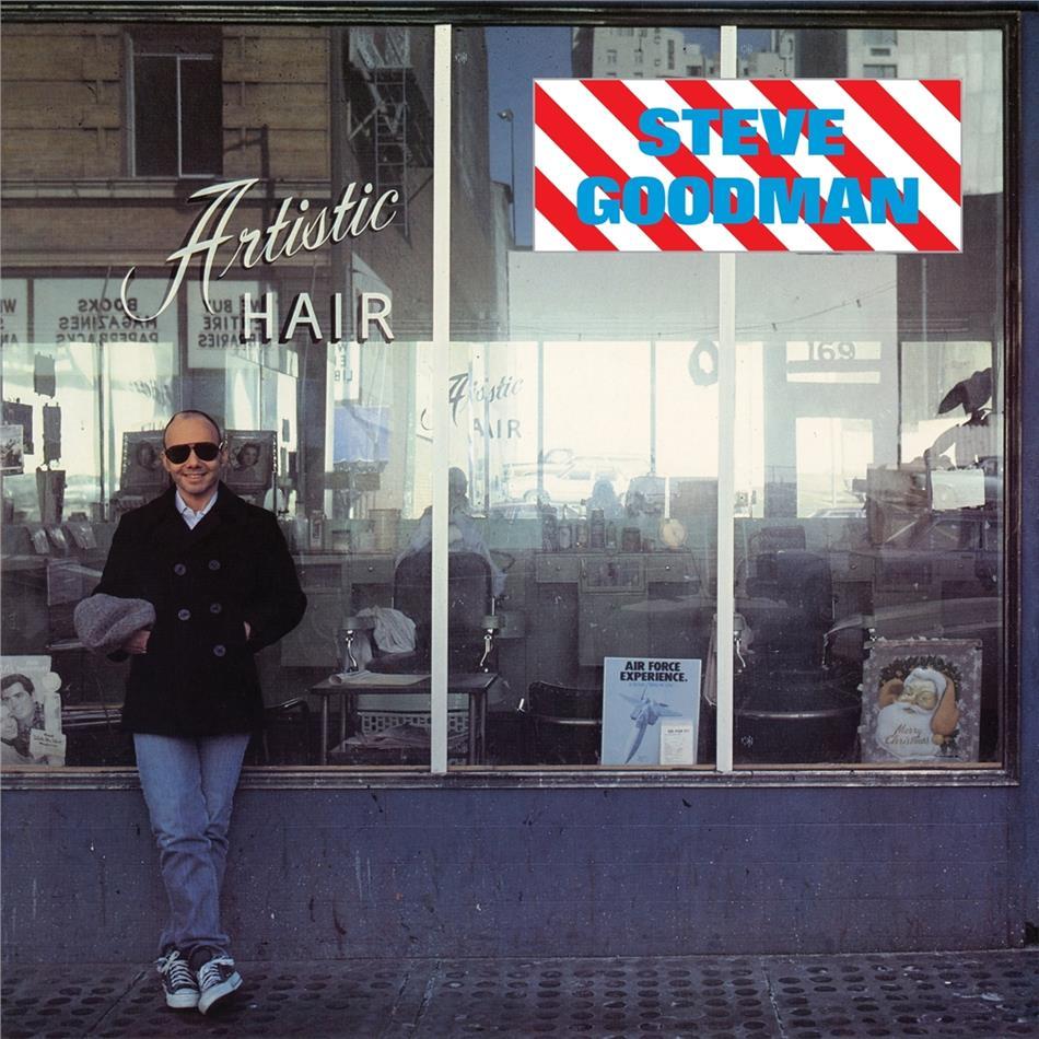 Steve Goodman - Artistic Hair (2019 Reissue, Remastered)