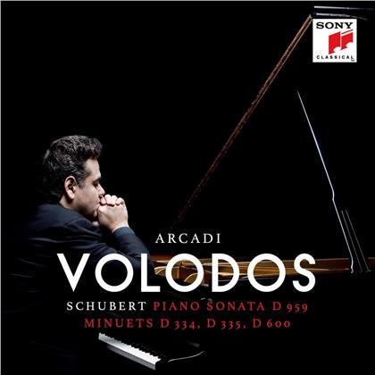 Arcadi Volodos & Franz Schubert (1797-1828) - Piano Sonatas D.959 (2 LPs)