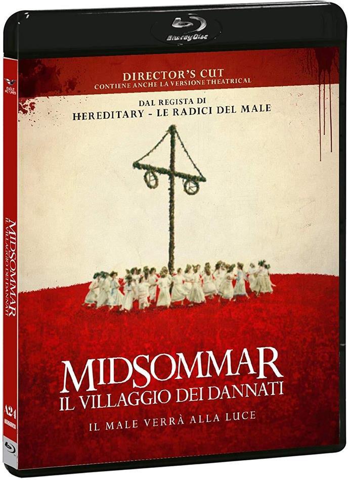 Midsommar - Il villaggio dei dannati (2019) (2 Blu-rays + DVD)