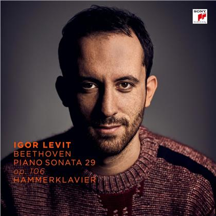 Ludwig van Beethoven (1770-1827) & Igor Levit - Klaviersonate 29 (2 LPs)