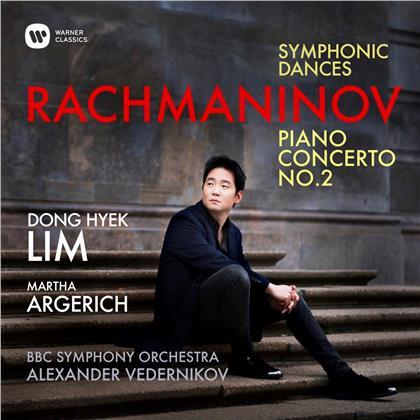 Dong Hyek Lim, Martha Argerich, Alexander Vedernikov & Sergej Rachmaninoff (1873-1943) - Piano Concerto No.2, Sinfonische Tänze