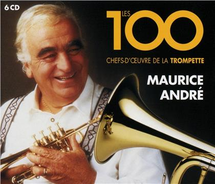 Maurice Andre - Les 100 Chefs-D'Oeuvre (6 CDs)