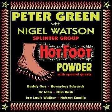 Peter Green & Nigel Wats - Hot Foot Powder