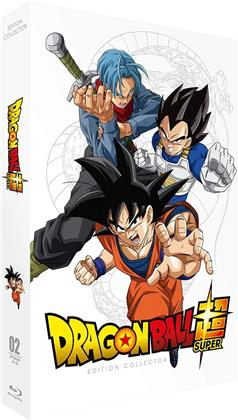 Dragon Ball Super - Box 2 (Coffret format A4, Collector's Edition, 3 Blu-rays)