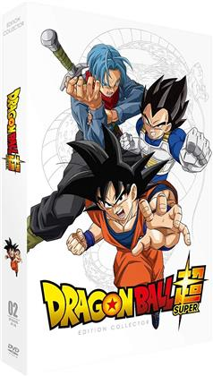 Dragon Ball Super - Box 2 (Collector's Edition, 5 DVDs)