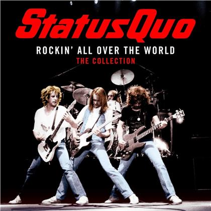Status Quo - Rockin All Over World - The Collection (LP)