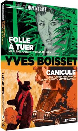 Folle à tuer / Canicule (Schuber, Make My Day! Collection, Digibook, 2 Blu-rays + 2 DVDs)