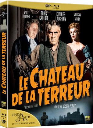 Le château de la terreur (1951) (Cinema Master Class, Blu-ray + DVD)