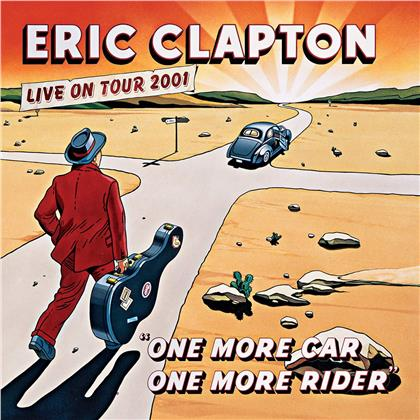 Eric Clapton - One More Car One More Rider - Live (2019 Reissue, LP)