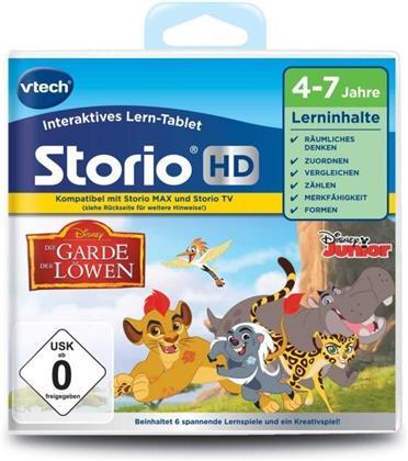 Die Garde der Löwen - 1 Storio HD Lernspiel