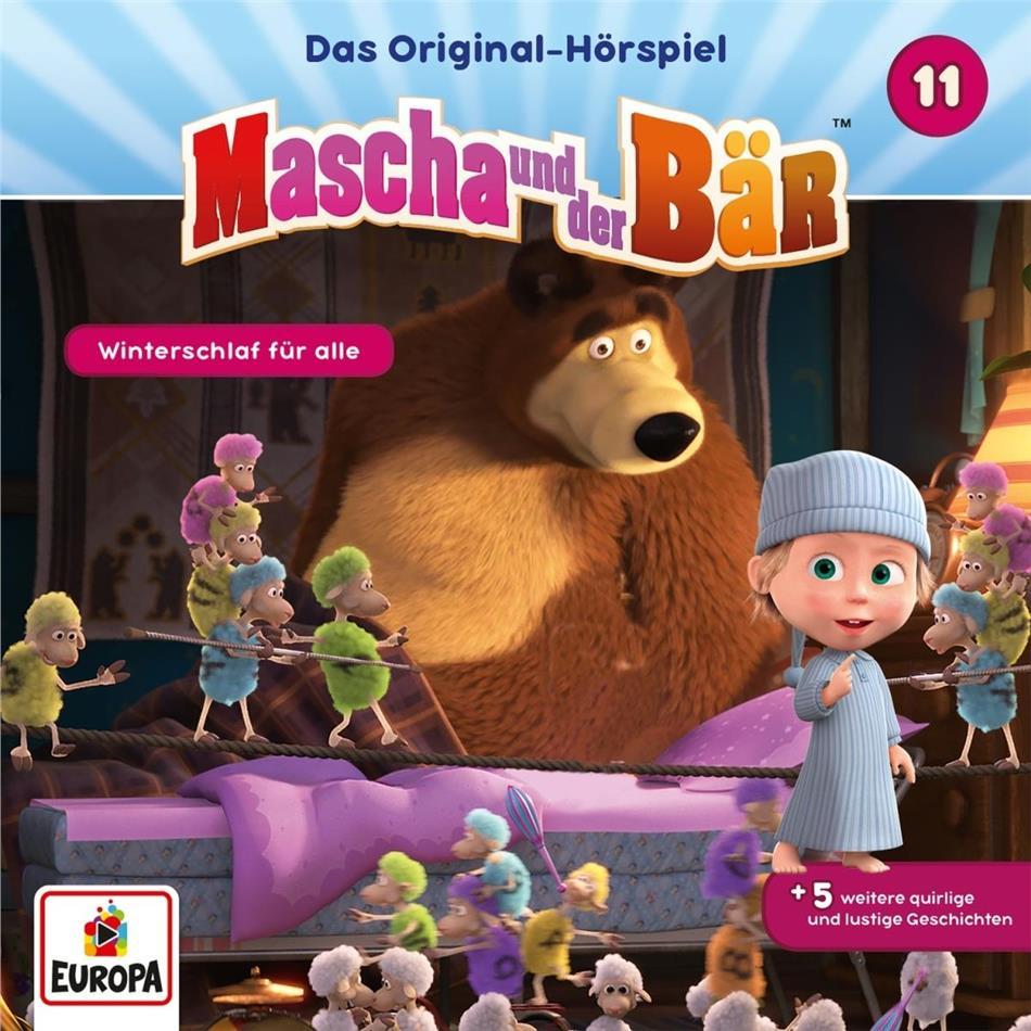Mascha und der Bär - 011/Winterschlaf für alle