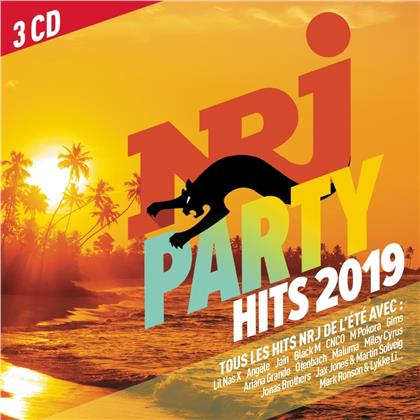 NRJ Party Hits 2019 (3 CDs)