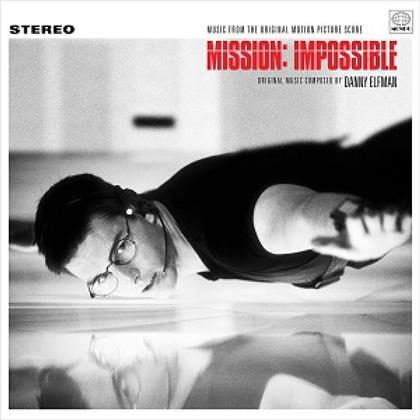 Danny Elfman - Mission: Impossible - OST (2019 Reissue, 2 LPs)