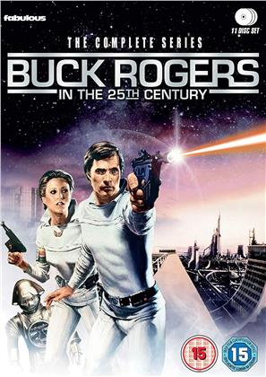 Buck Rogers in the 25th Century - The Complete Series (11 DVDs)