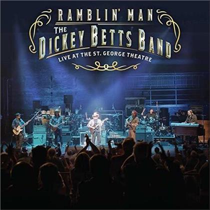 Betts, Dickey - Ramblin' Man.. -Br+CD- (2 Blu-rays)