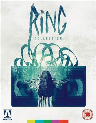 The Ring Collection - Ringu 1-3 (3 Blu-rays)
