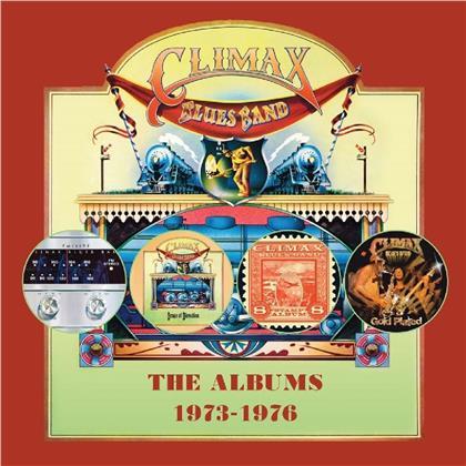 Climax Blues Band - Albums 1973 - 1976 (Boxset, 4 CDs)