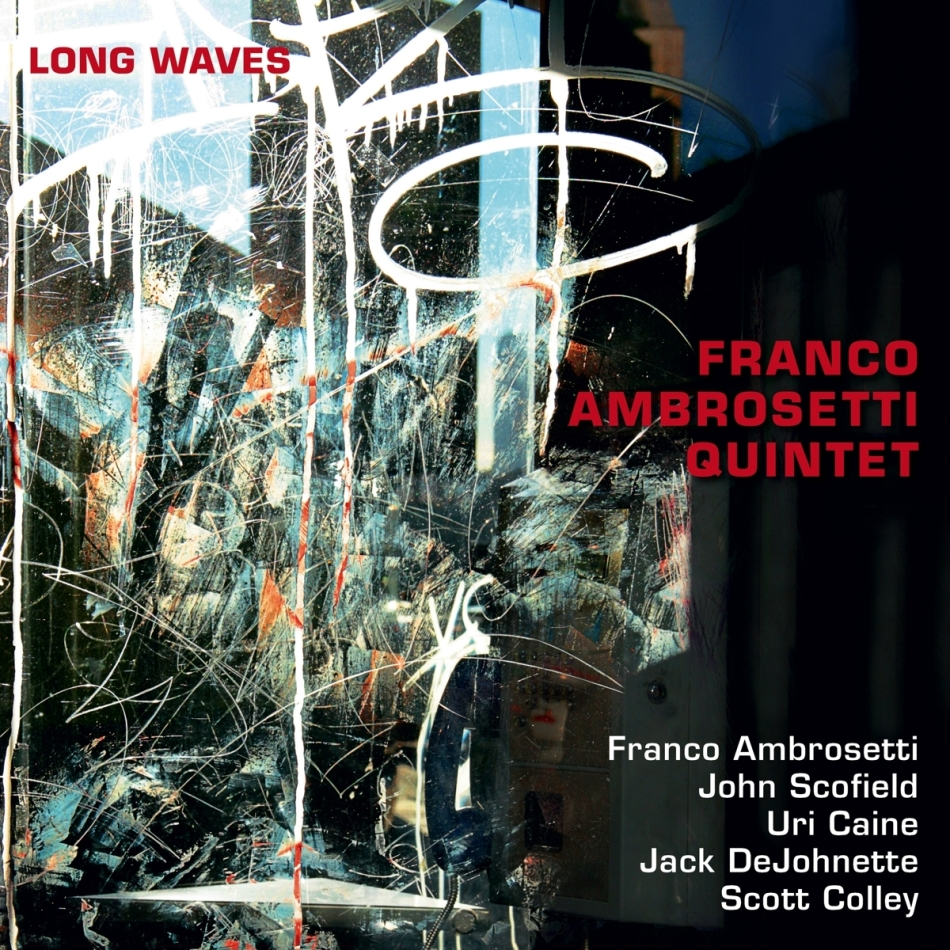 Franco Ambrosetti Quintet - Long Waves