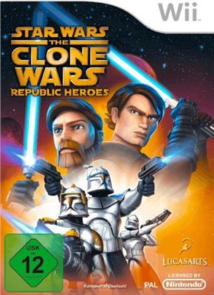 Clone Wars - Republic Heroes
