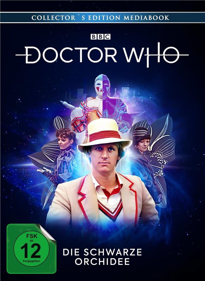 Doctor Who - Fünfter Doktor - Die schwarze Orchidee (Collector's Edition, Mediabook, Blu-ray + 2 DVDs)