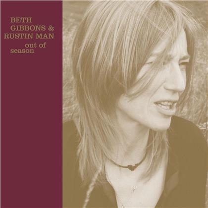 Beth Gibbons (Portishead) & Rustin Man (Talk Talk) - Out Of Season (2019 Reissue, Island UK, LP + Digital Copy)