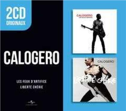 Calogero - Liberte cherie / Les feux d'artifice