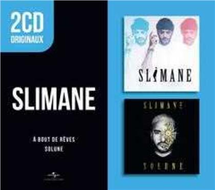 Slimane - A bout de reves / Solune