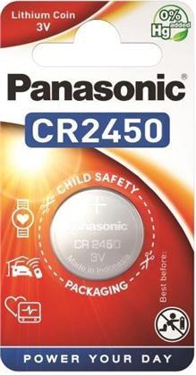 Panasonic Lithium Power 1x CR2450