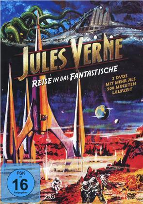 Jules Verne - Reise in das Fantastische (2 DVDs)