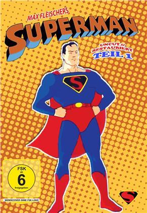 Max Fleischer's Superman - Teil 1 (Restaurierte Fassung, Uncut)