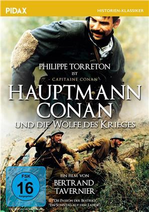 Hauptmann Conan und die Wölfe des Krieges (1995) (Pidax Historien-Klassiker)