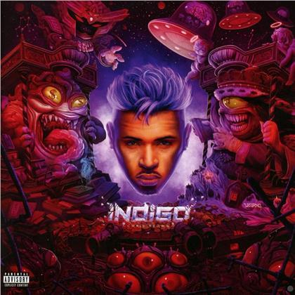 Chris Brown - Indigo (2 CDs)