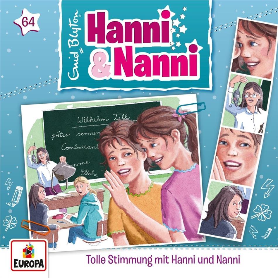 Hanni Und Nanni - 064/Tolle Stimmung mit Hanni und Nanni