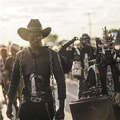 Brutal Africa - The Heavy Metal Cowboys Of Botswana (LP)