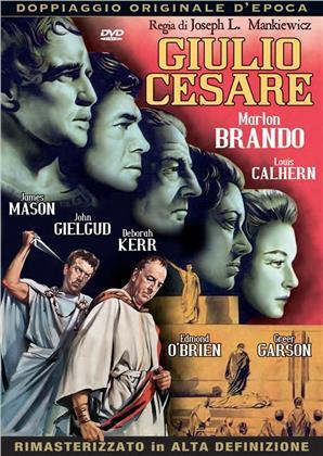Giulio Cesare (1953) (Doppiaggio Originale D'epoca, HD-Remastered)