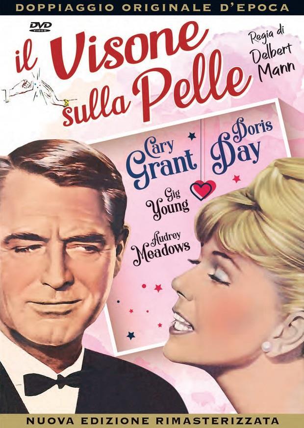 Il visone sulla pelle (1962) (Doppiaggio Originale D'epoca, Riedizione, Versione Rimasterizzata)