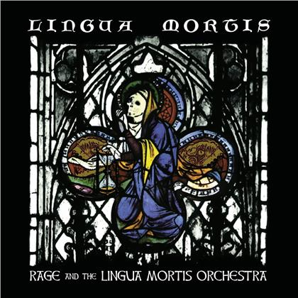 The Rage - Lingua Mortis (2019 Reissue, Dr.Bones, 2 CDs)
