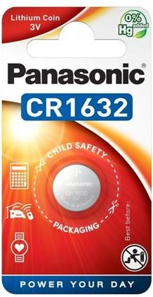 Panasonic Lithium Power 1x CR1632