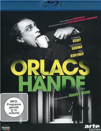 Orlacs Hände (1924) (Arte Edition, s/w)