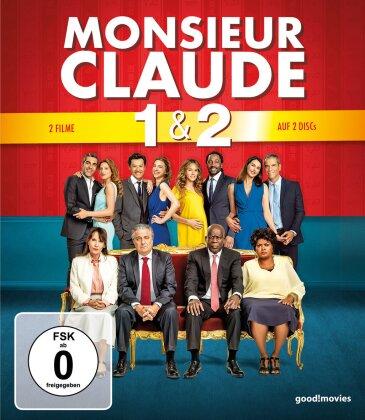 Monsieur Claude 1 & 2 (2 Blu-rays)