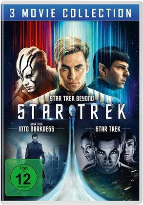 Star Trek: 3 Movie Collection - Star Trek 11 / Star Trek 12 - Into Darkness / Star Trek 13 - Beyond (3 DVDs)