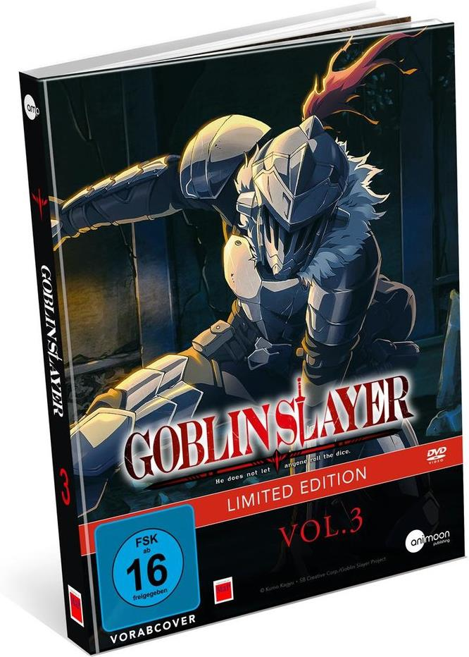 Goblin Slayer - Vol. 3 (2017) (Limited Edition, Mediabook)