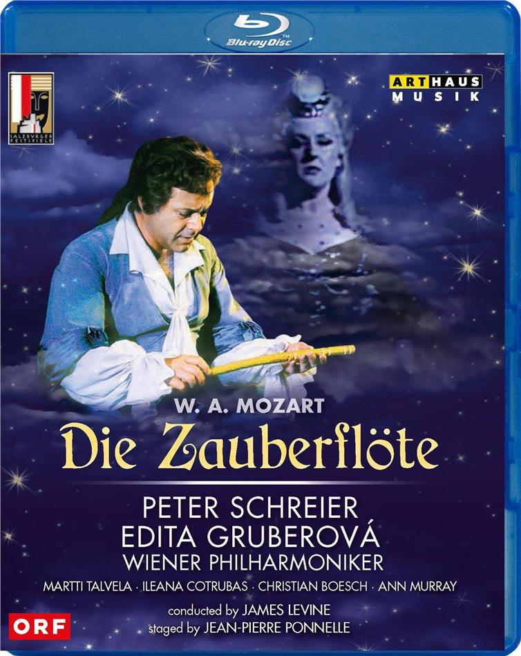 Wiener Philharmoniker, James Levine, … - Mozart - Die Zauberflöte (Arthaus Musik)