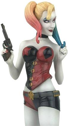 Dc Gallery Harley Quinn Rebirth Pvc Figure