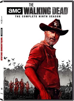 The Walking Dead - Season 9 (5 DVDs)