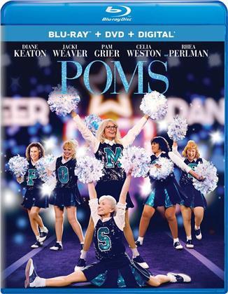 Poms (2019) (Blu-ray + DVD)