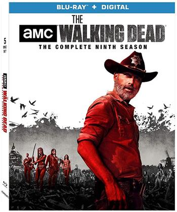 The Walking Dead - Season 9 (5 Blu-rays)
