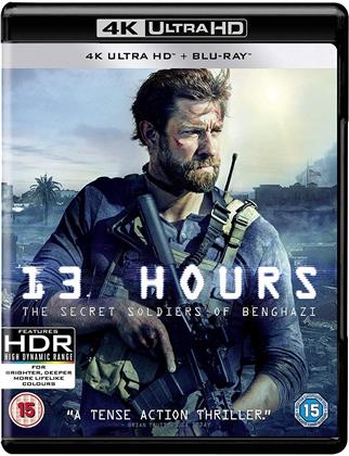 13 Hours (2016) (4K Ultra HD + Blu-ray)